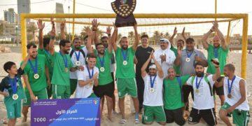 فريق العربي الكرة الشاطئية