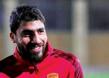 يوسف قلفا لاعب العربي السابق