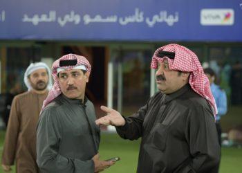 رئيس اتحاد الكرة أحمد اليوسف