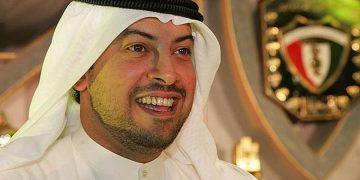 طلال الفهد نائب رئئيس القادسية