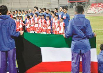منتخب الكويت الأول