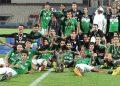 فريق الشباب بالنادي العربي