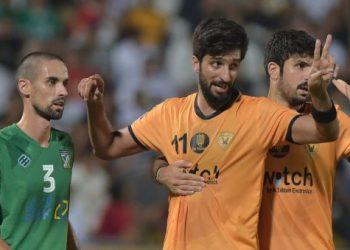 العربي والقادسية الجولة الثانية في دوري فيفا