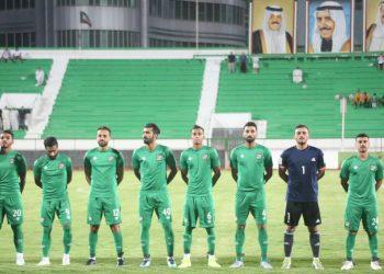 مباراة العربي والصليبخات