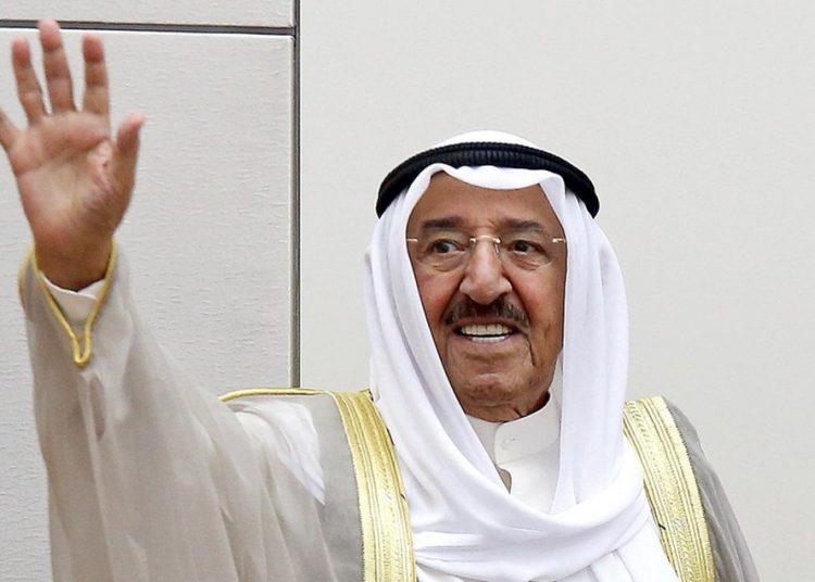 الشيخ صباح الأحمد الجابر الصباح أمير الكويت حفظه الله