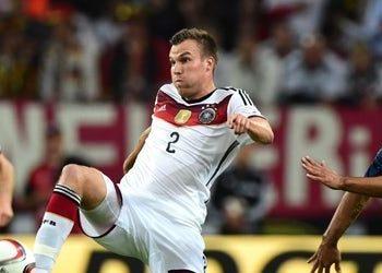 ألمانيا والأرجنتين