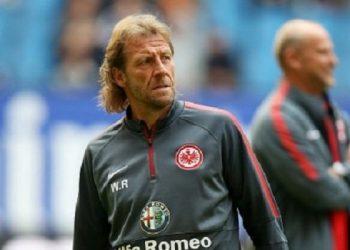 المدرب الالماني رولف