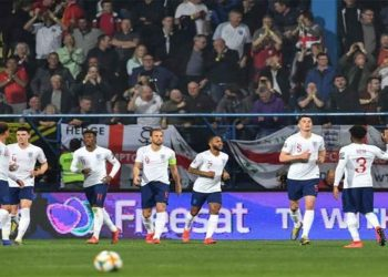 المنتخب الإنجليزى