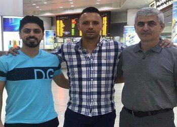 بويان توركويا يصل الكويت لبدء مهمته مع العربي