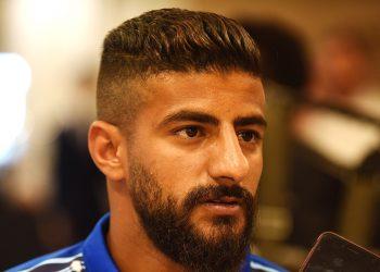 رضا هاني لاعب نادي القادسية