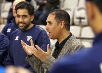 سفير الكويت في التشيك يزور تدريب منتخب كرة الصالات