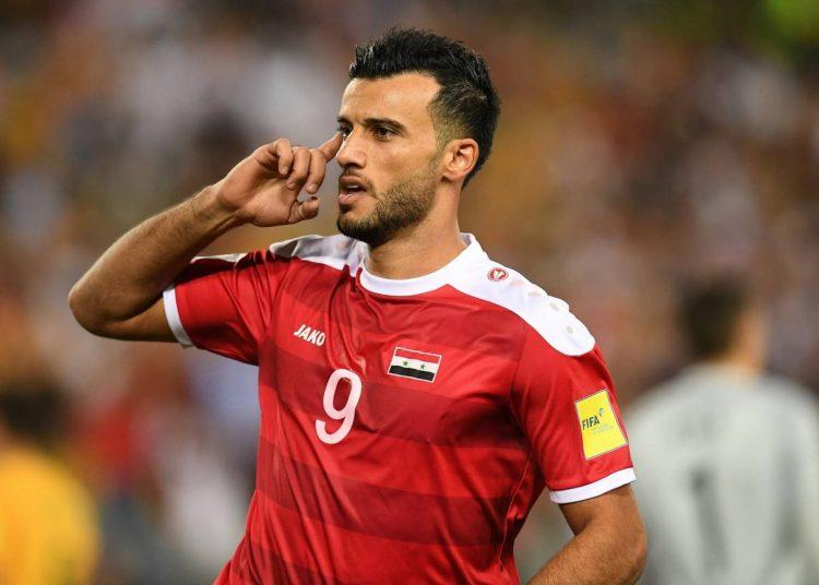 عمر السومة - منتخب سوريا