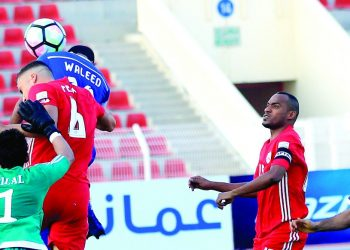 مباريات كأس عمان