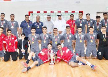 منتخب الكويت لكرة اليد للناشئين