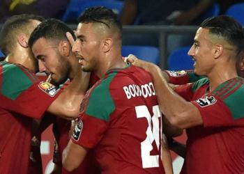 تصفيات أمم إفريقيا - منتخب المغرب