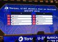 قرعة بطولة أمم إفريقيا تحت 23 سنة
