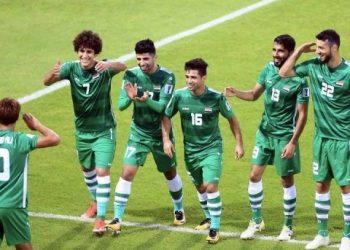 مباراة العراق و هونج كونج