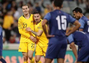 مباراة أستراليا ونيبال