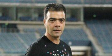 أحمد النجار رئيس جهاز الكرة بالنادي العربي