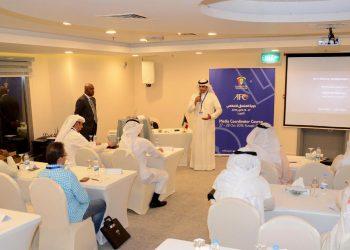 دورة المنسق الإعلامي باتحاد الكرة الكويتي