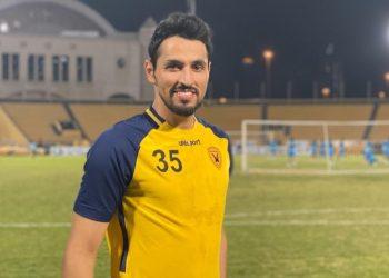 خالد الرشيدي حارس القادسية