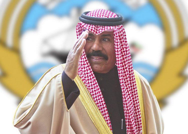 سمو ولي العھد الشیخ نواف الأحمد الجابر الصباح