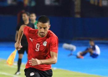 طاهر محمد طاهر لاعب المقاولون العرب
