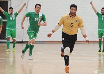 فريق العربي لكرة الصالات