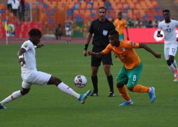 مباراة كوت ديفوار و غانا