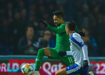 مباراة السعودية وأوزبكستان في تصفيات آسيا المزدوجة