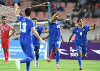 الأزرق له العديد من الأهداف الهامة في تاريخ الكرة الكويتية