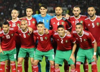 منتخب المغرب - الاتحاد المغربي