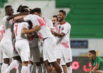 نادي الكويت في مباراة سابقة من الدوري الكويتي