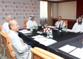 اجتماع المكتب التنفيذي لاتحاد كأس الخليج العربي لكرة القدم