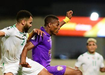 مباراة العين وخورفكان بكأس الخليج العربي الإماراتي