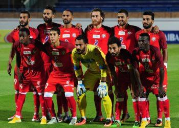 فريق حرس الحدود المصري