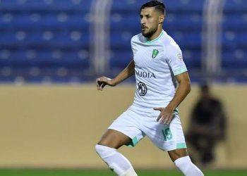 يوسف البلايلي لاعب أهلي جدة