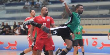 فريق العربي لكرة اليد