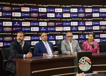 لجنة إدارة اتحاد الكرة المصري