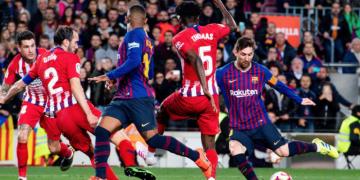 برشلونة واتليتكو مدريد _ أهم مباريات اليوم