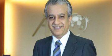 الشيخ سلمان بن إبراهيم آل خليفة رئيس الاتحاد الآسيوي
