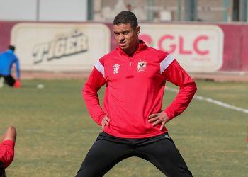سعد سمير مدافع الأهلي المصري