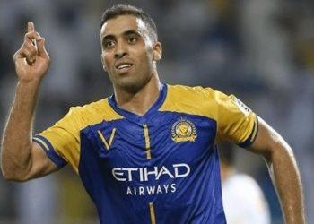 عبد الرزاق حمد الله لاعب النصر السعودي