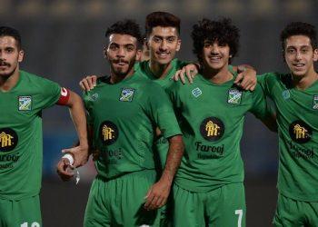 فريق العربي للشباب