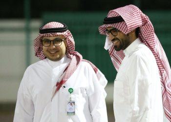 الأمير منصور بن مشعل المشرف العام