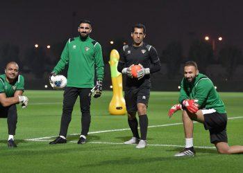 سمير دشتي - مدرب حراس المنتخب الوطني