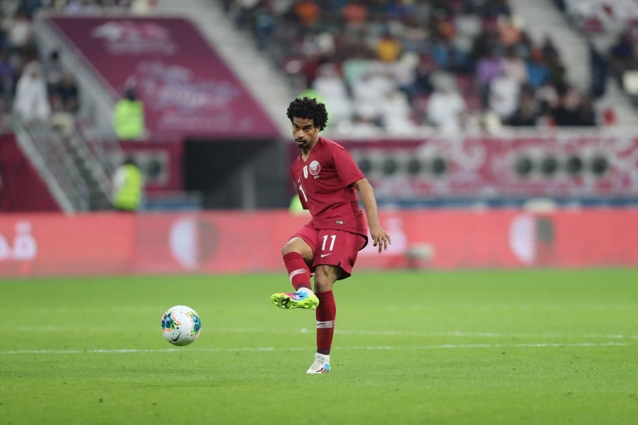 أكرم عفيف نجم قطر يتمنى تتويج السعودية بكأس الخليج ...