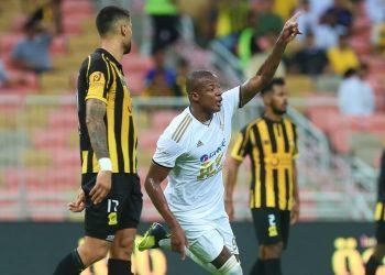 مباراة الاتحاد والفيصلي في الدوري السعودي