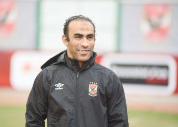سيد عبد الحفيظ، مدير الكرة في النادي الأهلي