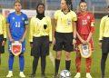 مباراة الكويت والبحرين للشابات